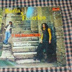 Discos de vinilo: MARÍA Y FEDERICO – Y ME ENAMORÉ / BAILANDO, POLYDOR – 20 62 114,1973.. Lote 195333141
