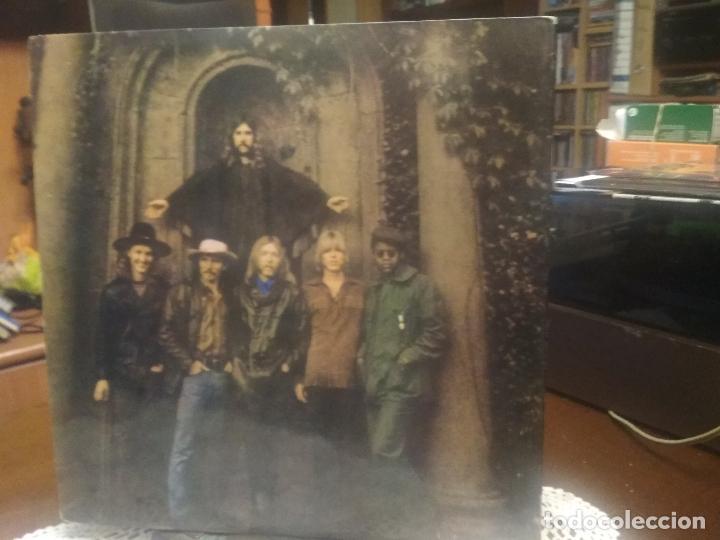 Discos de vinilo: THE ALLMAN BROTHERS BAND THE ALLMAN BROTHERS BAND LP ARGENTINA 1973 PEPETO TOP - Foto 3 - 195333452