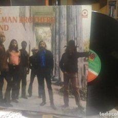 Discos de vinilo: THE ALLMAN BROTHERS BAND THE ALLMAN BROTHERS BAND LP ARGENTINA 1973 PEPETO TOP. Lote 195333452