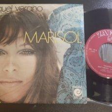Discos de vinilo: MARISOL. MAMY PANCHOTA, AQUEL VERANO. ZAFIRO. 1970. Lote 195333817
