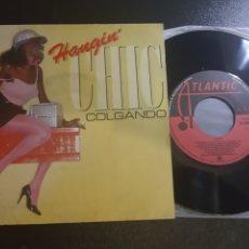 Discos de vinilo: HANGIN' CHIC. COLGADOS, CHIC. 1980. ATLANTIC. Lote 195334413