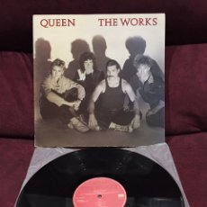 Discos de vinilo: QUEEN - THE WORKS LP, 1984, ESPAÑA. Lote 195334587