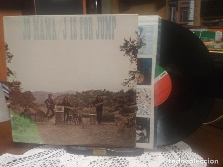 JO MAMA J IS FOR JUMP LP USA 1971 PEPETO TOP (Música - Discos - LP Vinilo - Pop - Rock - Extranjero de los 70)