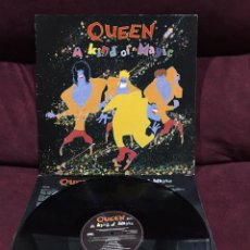 Discos de vinilo: QUEEN - A KIND OF MAGIC, LP GATEFOLD, 1986, EUROPA. Lote 195335898