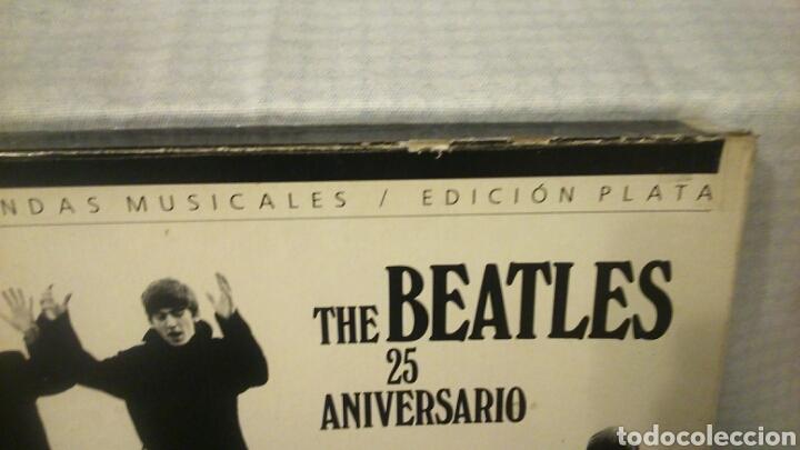 Discos de vinilo: Caja vacía de THE BEATLES - Foto 2 - 195336830