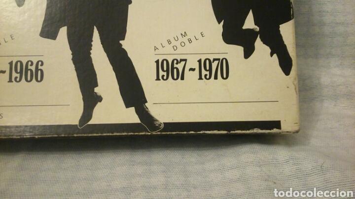 Discos de vinilo: Caja vacía de THE BEATLES - Foto 3 - 195336830