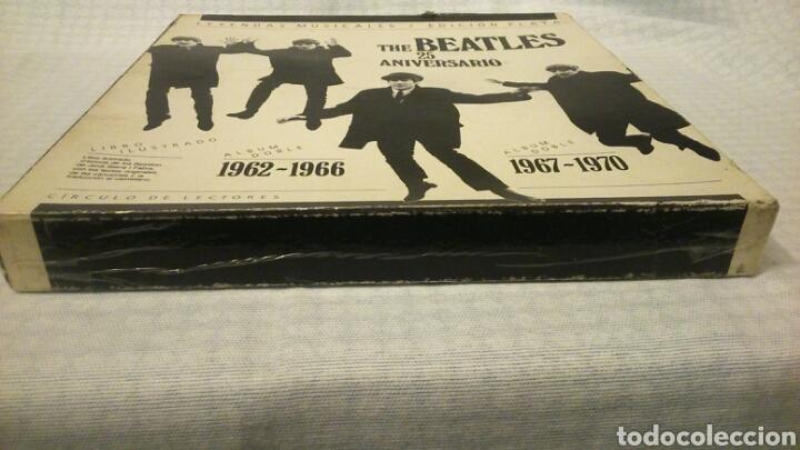 Discos de vinilo: Caja vacía de THE BEATLES - Foto 6 - 195336830