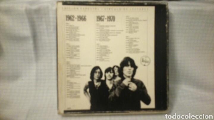 Discos de vinilo: Caja vacía de THE BEATLES - Foto 8 - 195336830