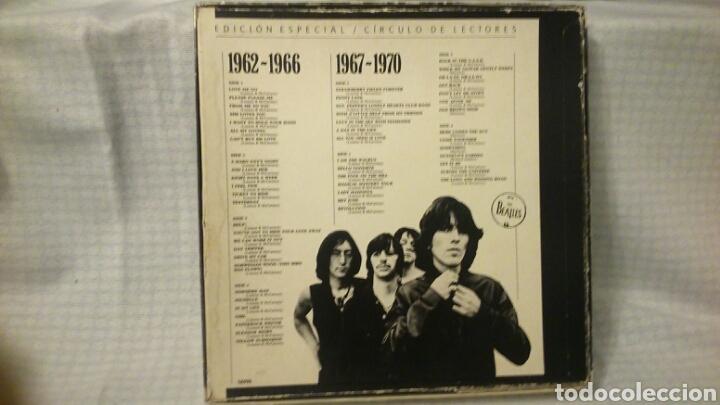 Discos de vinilo: Caja vacía de THE BEATLES - Foto 9 - 195336830