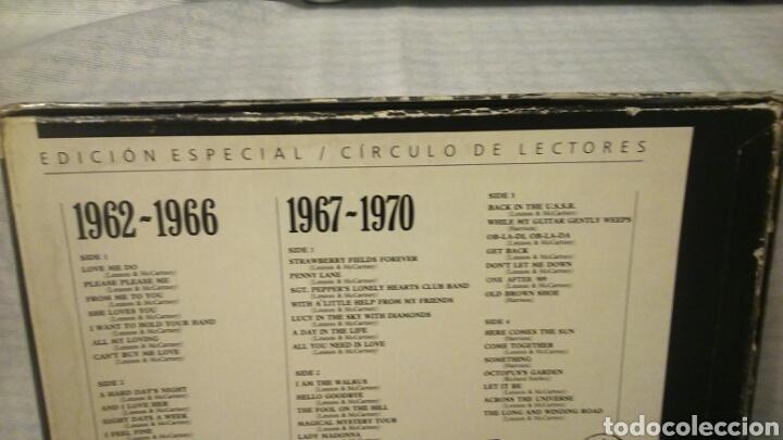 Discos de vinilo: Caja vacía de THE BEATLES - Foto 10 - 195336830