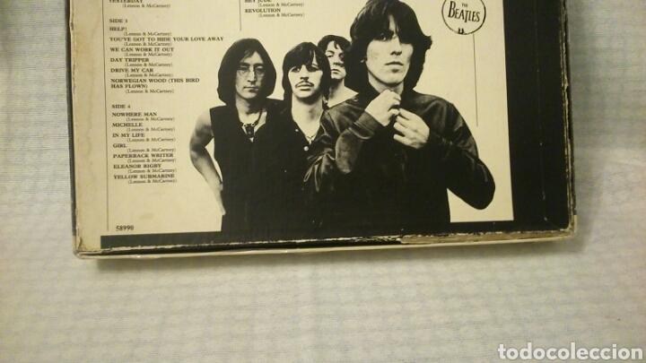 Discos de vinilo: Caja vacía de THE BEATLES - Foto 11 - 195336830