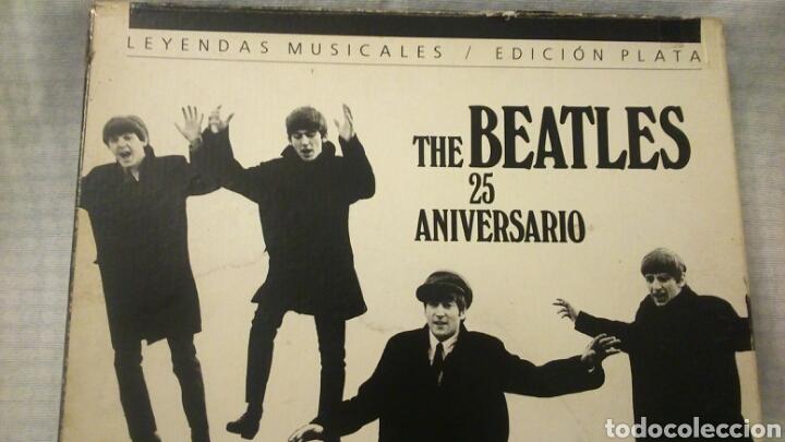 Discos de vinilo: Caja vacía de THE BEATLES - Foto 12 - 195336830
