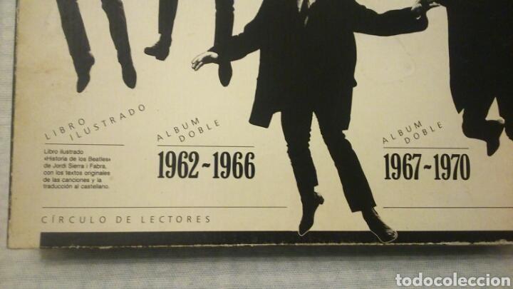 Discos de vinilo: Caja vacía de THE BEATLES - Foto 13 - 195336830