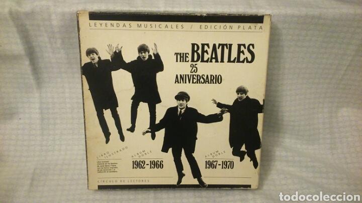 CAJA VACÍA DE THE BEATLES (Música - Discos - LP Vinilo - Pop - Rock - Extranjero de los 70)