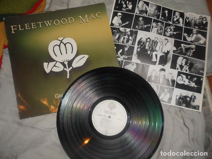 LP FLEETWOOD MAC EDIC. WARNER USA, INSERT, BLUES ROCK, EXCELENTE ESTADO (Música - Discos - LP Vinilo - Pop - Rock - Extranjero de los 70)