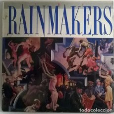 Discos de vinilo: THE RAINMAKERS. THE RAINMAKERS. MERCURY-PHONOGRAM, HOLLAND 1986 LP + ENCARTE. Lote 195338372