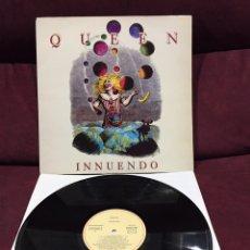 Discos de vinilo: QUEEN - INNUENDO LP, 1991, ESPAÑA. Lote 195339150