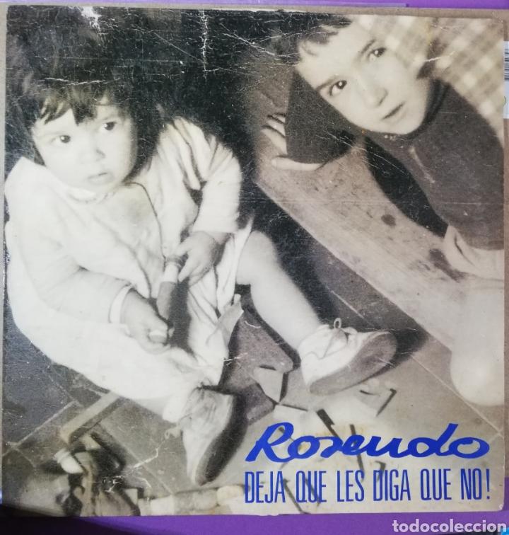 DISCO VINILO ROSENDO-DEJA QUE LES DIGA QUE NO!. (Música - Discos - LP Vinilo - Grupos Españoles de los 90 a la actualidad)