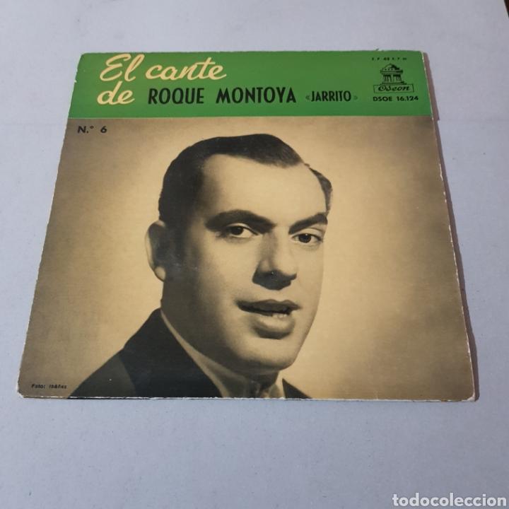 Discos de vinilo: EL CANTE DE ROQUE MONTOYA ( JARRITO ) - Foto 5 - 195342505