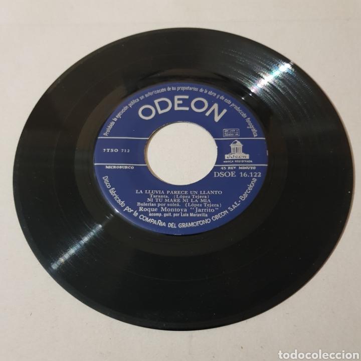 Discos de vinilo: ROQUE MONTOYA ( JARRITO ) CANTE FLAMENCO - Foto 4 - 195342651
