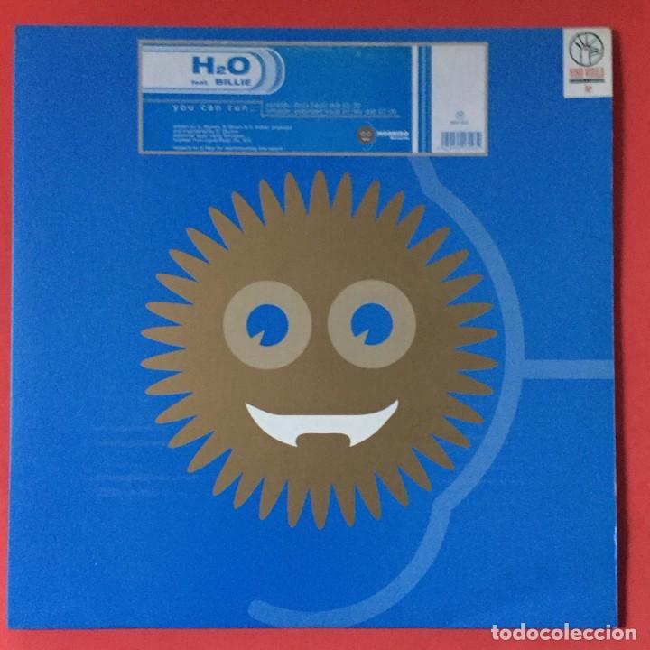 H2O FEAT. BILLIE - YOU CAN RUN (Música - Discos de Vinilo - Maxi Singles - Disco y Dance)