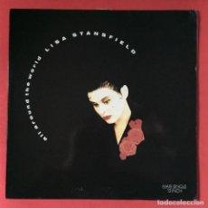 Discos de vinilo: LISA STANSFIELD - ALL AROUND THE WORLD. Lote 195343915