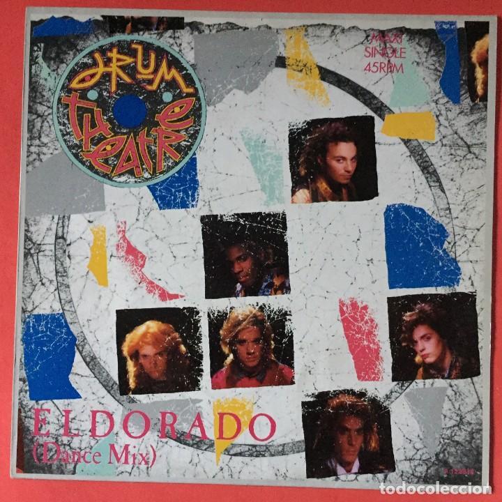 DRUM THEATRE - ELDORADO (Música - Discos de Vinilo - Maxi Singles - Disco y Dance)