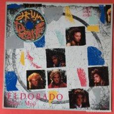 Discos de vinilo: DRUM THEATRE - ELDORADO. Lote 195344073