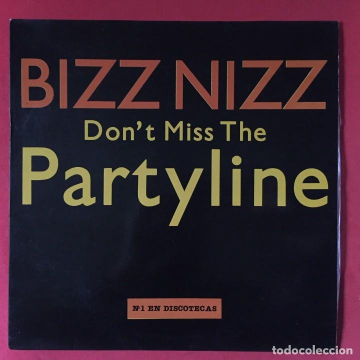 Discos de vinilo: Bizz Nizz - Dont Miss The Partyline - Foto 1 - 195344237