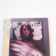 Discos de vinilo: PJ HARVEY YOU COME THROUGH / STONE ( 2004 ISLAND UK ) P.J. EXCELENTE ESTADO. Lote 195347188