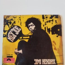 Discos de vinilo: JIMI HENDRIX HEY JOE STONE FREE PURPLE HAZE 51 ANNIVERSARY ( 1967 POLYDOR ESPAÑA ). Lote 195347357