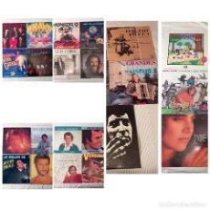 Discos de vinilo: LOTE 32 DISCOS ANTIGUOS LPS VARIADOS MUSICA ESPAÑOLA, POP, CLASICA… TODOS CON ENCARTES VER FOTOS. Lote 195353068