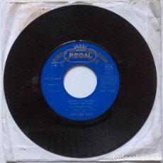Discos de vinilo: LOS 5 DEL ESTE. NOCHE DE VERANO/ LOLLYPOPS SHAKE/ LOOK AT THIS BOY/ CANCIÓN HOMBRE SOLITARIO. PROMO. Lote 195357357