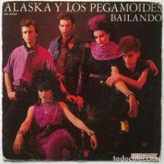 Discos de vinilo: ALASKA Y LOS PEGAMOIDES. BAILANDO/ VÉRTIGO/ LA REBELIÓN DE LOS ELECTRODOMÉSTICOS. HISPAVOX, SPAIN 19. Lote 195358676