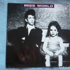 Discos de vinilo: MISS WORLD,EDICION ALEMANA DEL 98. Lote 195362172