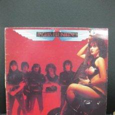 Discos de vinilo: ANGELES DEL INFIERNO. PACTO CON EL DIABLO. LP. 1984.. Lote 195362907