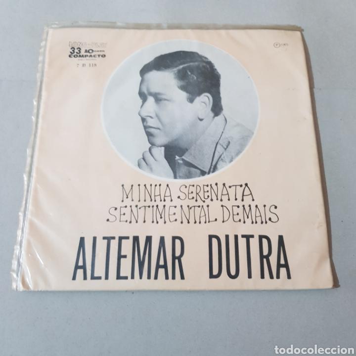 Discos de vinilo: ALTEMAR DUTRA - MINHA SERENATA - ODEON - Foto 5 - 195363608