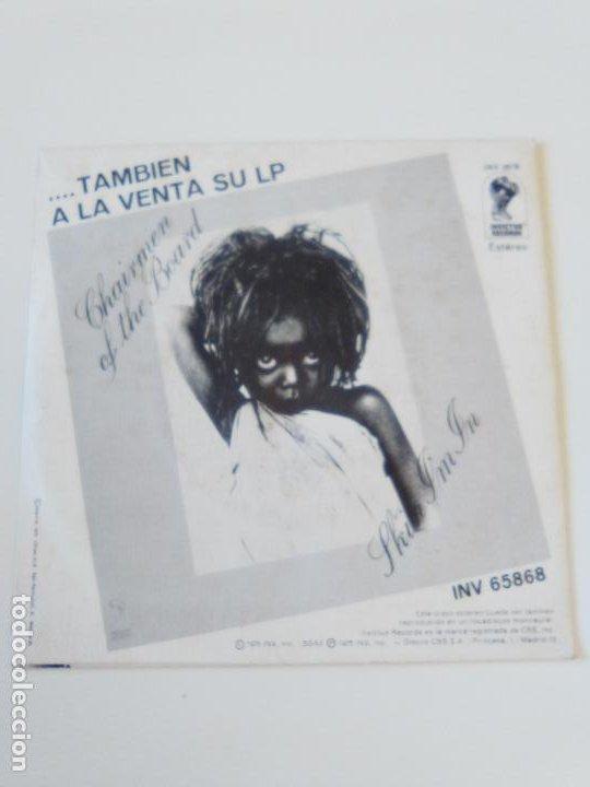 Discos de vinilo: CHAIRMEN OF THE BOARD Vamos a divertirnos ( 1975 INVICTUS CBS ESPAÑA ) - Foto 2 - 195363621