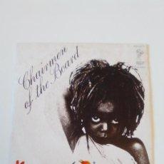 Discos de vinilo: CHAIRMEN OF THE BOARD VAMOS A DIVERTIRNOS ( 1975 INVICTUS CBS ESPAÑA ). Lote 195363621