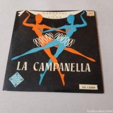 Discos de vinilo: CARNAVAL DE VIENA - LA CAMPANELLA - PIANO POLDI MILDNER. Lote 195363972