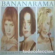 Discos de vinilo: BANANARAMA – THE GREATEST HITS COLLECTION - LP SPAIN 1988. Lote 195364543