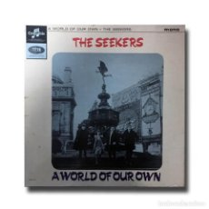 Discos de vinilo: THE SEEKERS - A WORLD OF OUR OWN . Lote 195364953