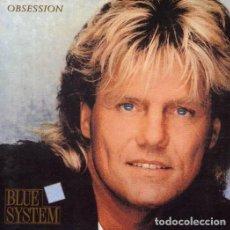 Discos de vinilo: BLUE SYSTEM – OBSESSION - LP SPAIN 1991. Lote 195365331