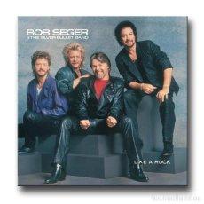 Discos de vinilo: BOB SEGER - LIKE A ROCK . Lote 195365547