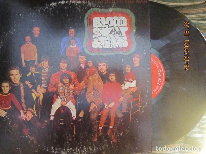 Discos de vinilo: BLOOD SWEAT & TEARS - CHILD IS FATHER TO THE MAN LP - ORIGINAL U.S.A. COLUMBIA 1968 360 SOUND STEREO - Foto 2 - 195366376