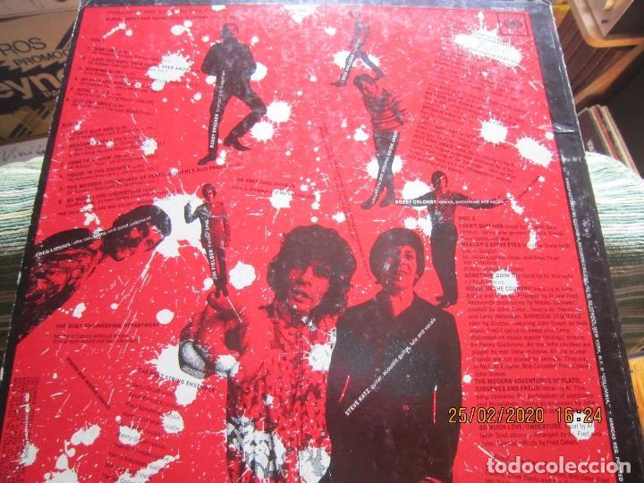 Discos de vinilo: BLOOD SWEAT & TEARS - CHILD IS FATHER TO THE MAN LP - ORIGINAL U.S.A. COLUMBIA 1968 360 SOUND STEREO - Foto 8 - 195366376