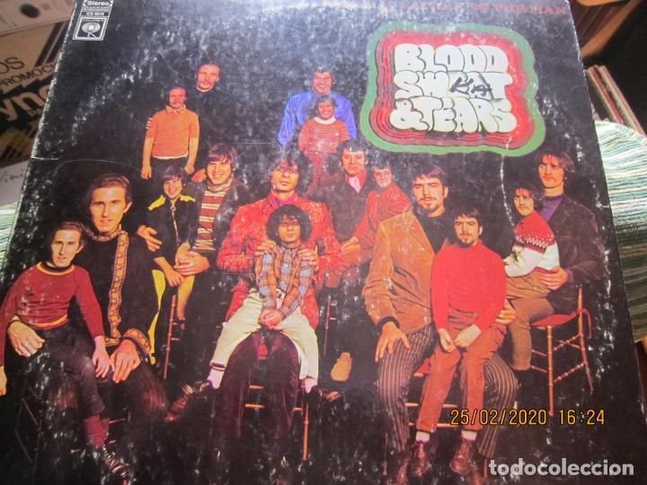 Discos de vinilo: BLOOD SWEAT & TEARS - CHILD IS FATHER TO THE MAN LP - ORIGINAL U.S.A. COLUMBIA 1968 360 SOUND STEREO - Foto 9 - 195366376