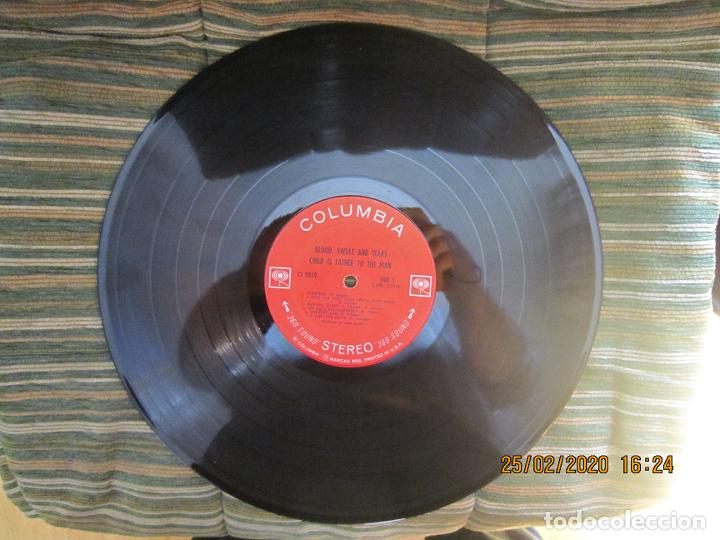 Discos de vinilo: BLOOD SWEAT & TEARS - CHILD IS FATHER TO THE MAN LP - ORIGINAL U.S.A. COLUMBIA 1968 360 SOUND STEREO - Foto 10 - 195366376