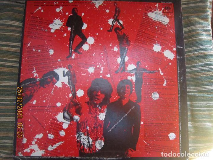 Discos de vinilo: BLOOD SWEAT & TEARS - CHILD IS FATHER TO THE MAN LP - ORIGINAL U.S.A. COLUMBIA 1968 360 SOUND STEREO - Foto 17 - 195366376