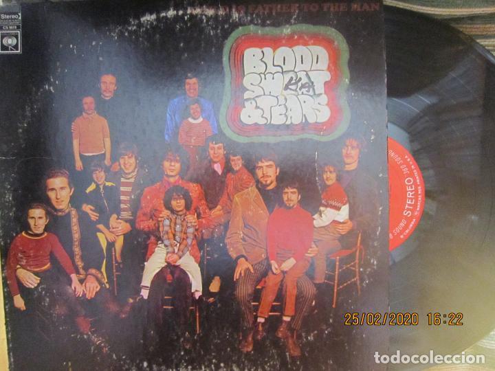 Discos de vinilo: BLOOD SWEAT & TEARS - CHILD IS FATHER TO THE MAN LP - ORIGINAL U.S.A. COLUMBIA 1968 360 SOUND STEREO - Foto 18 - 195366376